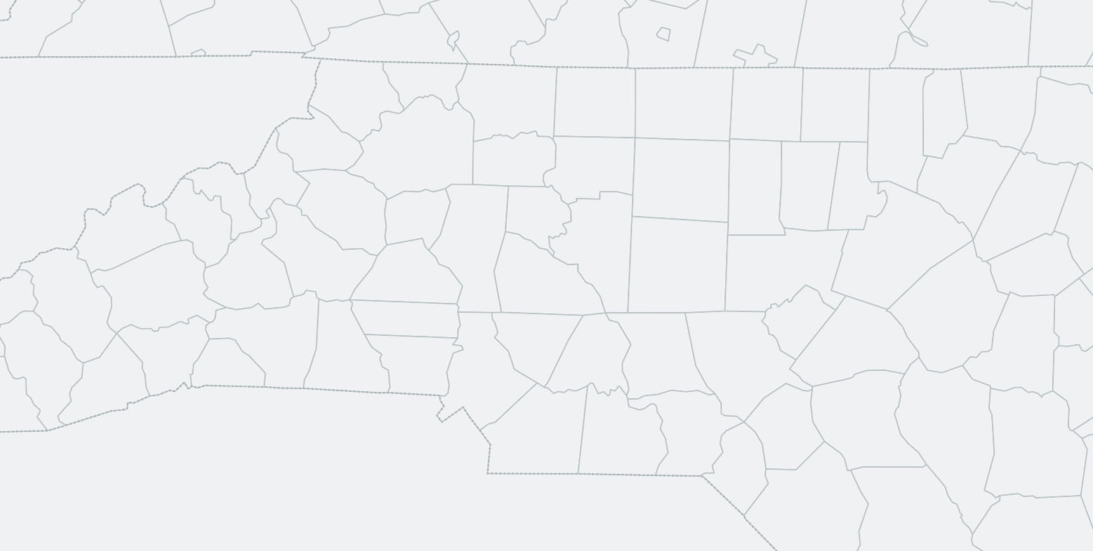 map of Clemmons, NC